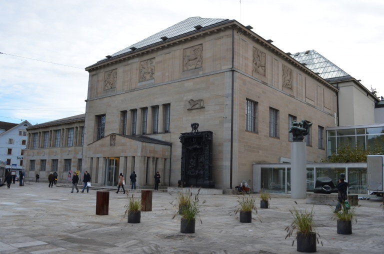 Fondation Giacometti -  Loan of a work from the Fondation Giacometti to the Zürich Kunsthaus