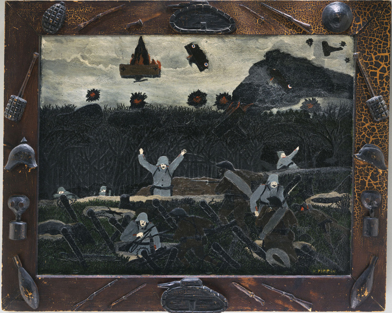 Fondation Giacometti -  James Reese Europe, Albert Alexander Smith et Horace Pippin