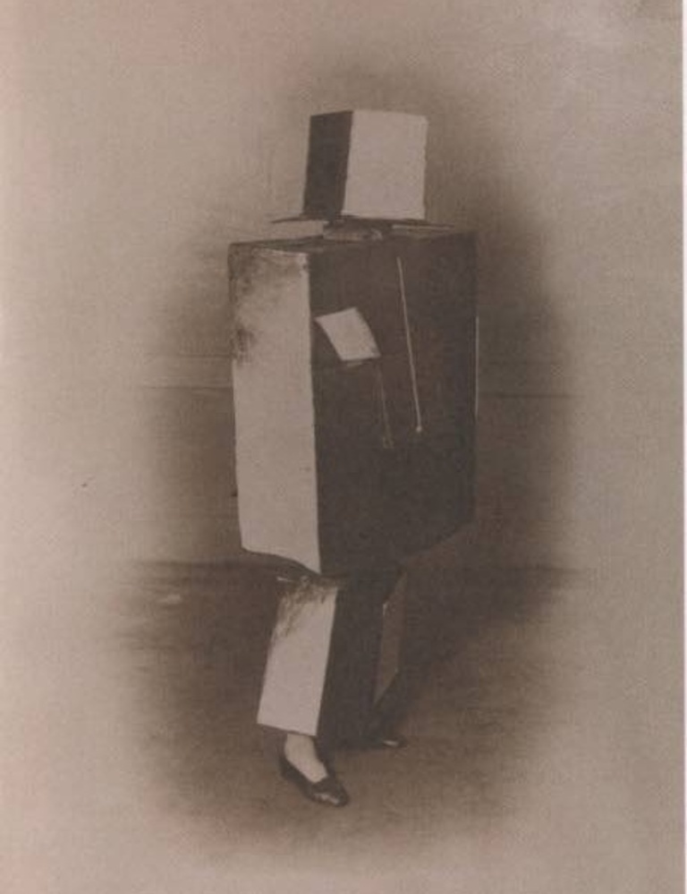 Fondation Giacometti -  The extraordinary adventures of Russian artists in the Land of Dada