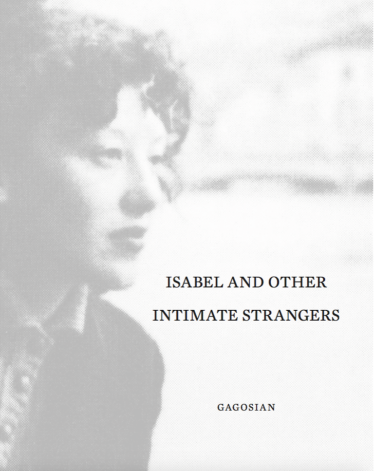Fondation Giacometti -  Isabel and Other Intimate Strangers. Portraits by Alberto Giacometti and Francis Bacon