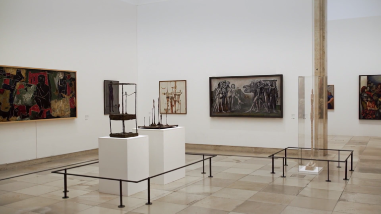 Fondation Giacometti -  Postwar: Art between the Pacific and the Atlantic, 1945-1965