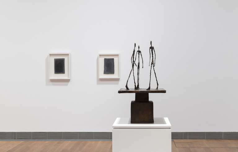 Fondation Giacometti -  Vue d'exposition 2