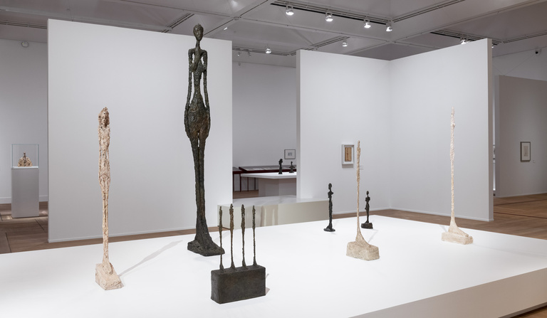 Fondation Giacometti -  Vue d'exposition 3