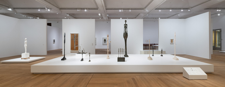 Fondation Giacometti -  Vue d'exposition 5