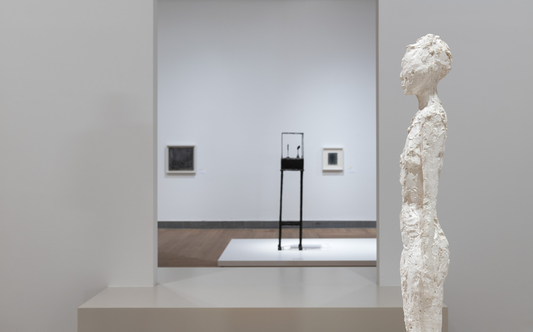 Fondation Giacometti -  Vue d'exposition 6