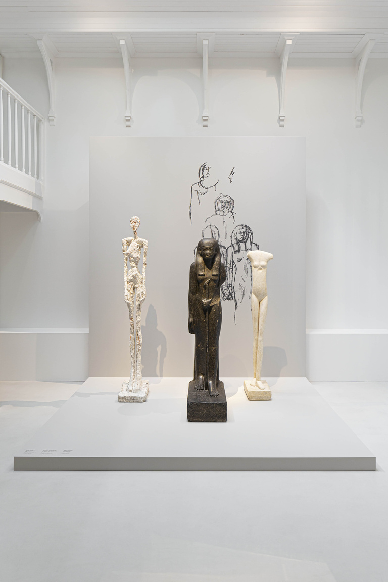 Fondation Giacometti -  Vue d'exposition 1