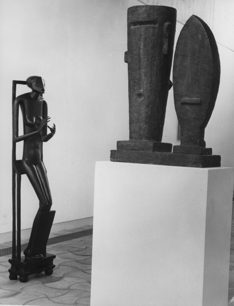 Fondation Giacometti -  The author's rights