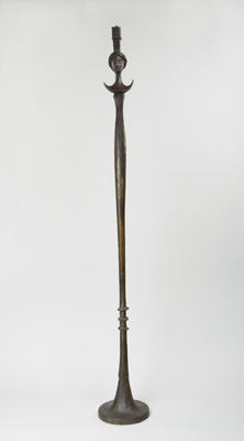 Fondation Giacometti -  Floor lamp, « Figure » model
