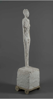 Fondation Giacometti -  Woman with Chariot