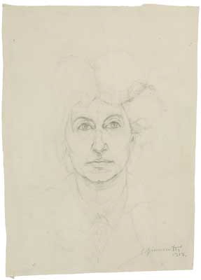 Fondation Giacometti -  Portrait of the Mother