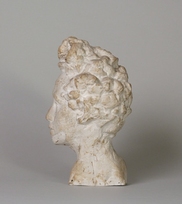 Fondation Giacometti -  [Head of Bruno, Child]