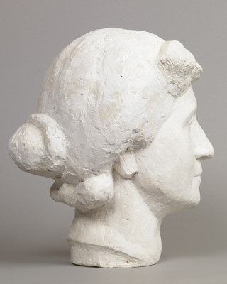 Fondation Giacometti -  Head [Large Head of the Artist's Mother]