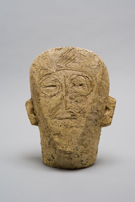 Fondation Giacometti -  [Head of the Father, Flat I]
