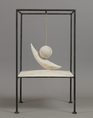 Fondation Giacometti -  Suspended Ball