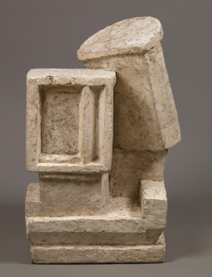 Fondation Giacometti -  Composition (Known as Cubist I, Couple)