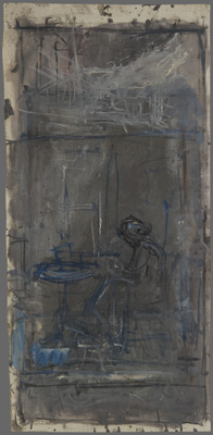 Fondation Giacometti -  [The artist's mother seated in an interior]