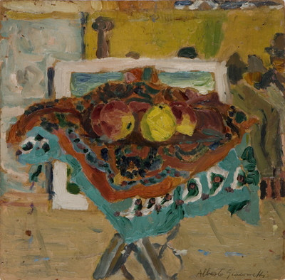 Fondation Giacometti -  Still Life with Apples