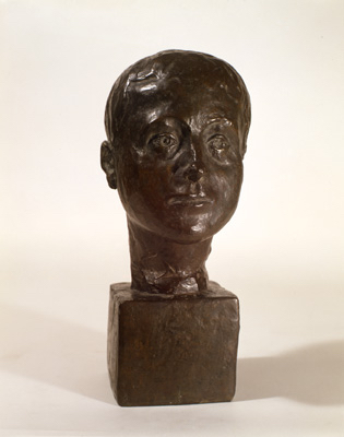 Fondation Giacometti -  [Head of Diego, Child]