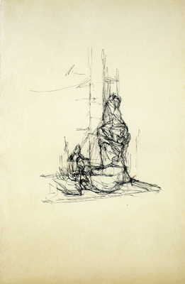 Fondation Giacometti -  [In the Studio]