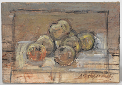 Fondation Giacometti -  [Still Life with Apples]