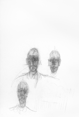 Fondation Giacometti -  [Three Heads]