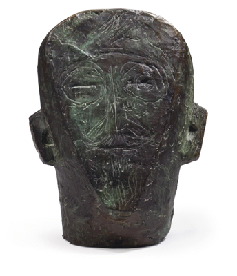 Fondation Giacometti -  Head of the Father [Flat I]
