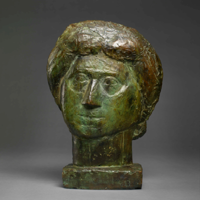 Fondation Giacometti -  Head of the Mother [Flat]