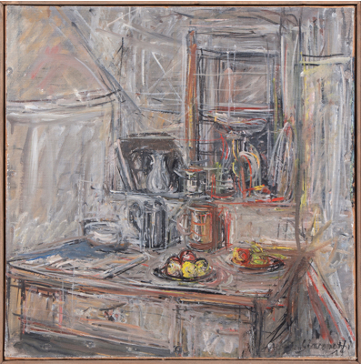 Fondation Giacometti -  Still Life in Stampa