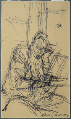 Fondation Giacometti -  [Figure Reading]