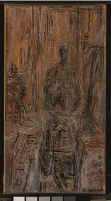 Fondation Giacometti -  The Artist's Mother