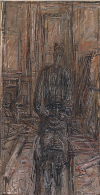 Fondation Giacometti -  [The Artist's Mother]