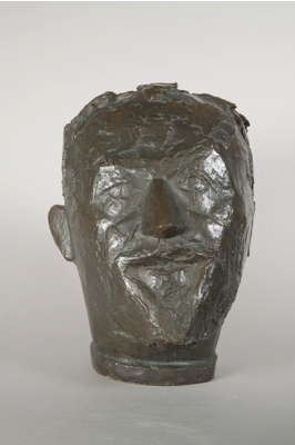 Fondation Giacometti -  [Head of the Father, Round II]