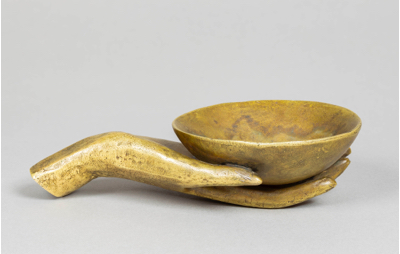 Fondation Giacometti -  Hand Holding a Cup